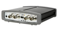 AXIS 241QA 4 Port Video Server
