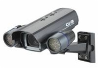CNB-BM5562NIR CNB Weatherproof High Resolution Day/Night Camera System 126 IR LEDs 30X Optical Zoom