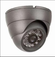 COLOR INFRARED VANDAL DOME CAMERA