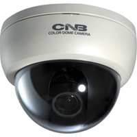 Hi-Res Color Dome Camera 550TVL 4-9mm Lens