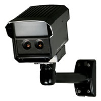 EX85 ExtremeCCTV 3.1 Megapixel-IP Infrared Imager Day/Night PoE