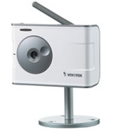 Vivotek IP7137 MPEG4 Wireless Network Camera